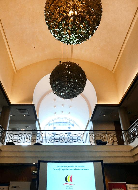 Sheraton Sopot Hotel, śniadanie biznesowe w Sopocie, janusz lewandowski