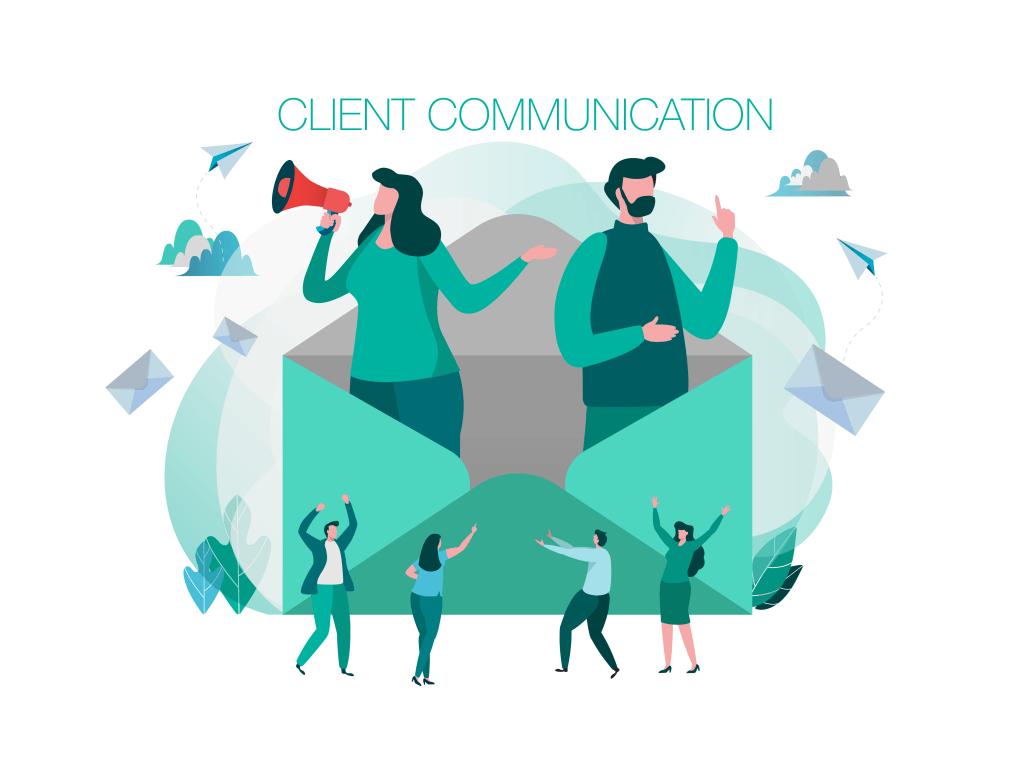 komunikacja z klientem w księgowości
