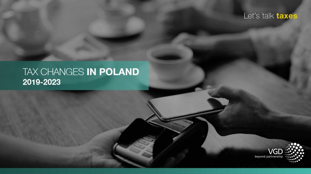 zmiany podatkowe w  Polsce