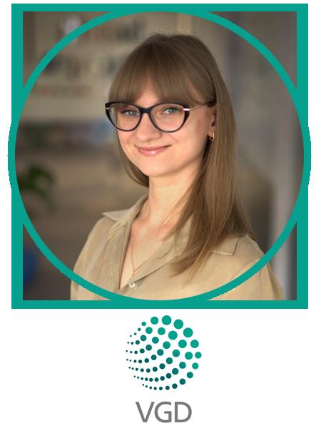 Olena Spivakova VGD asystentka księgowości