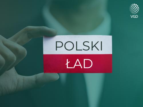 polski ład flaga
